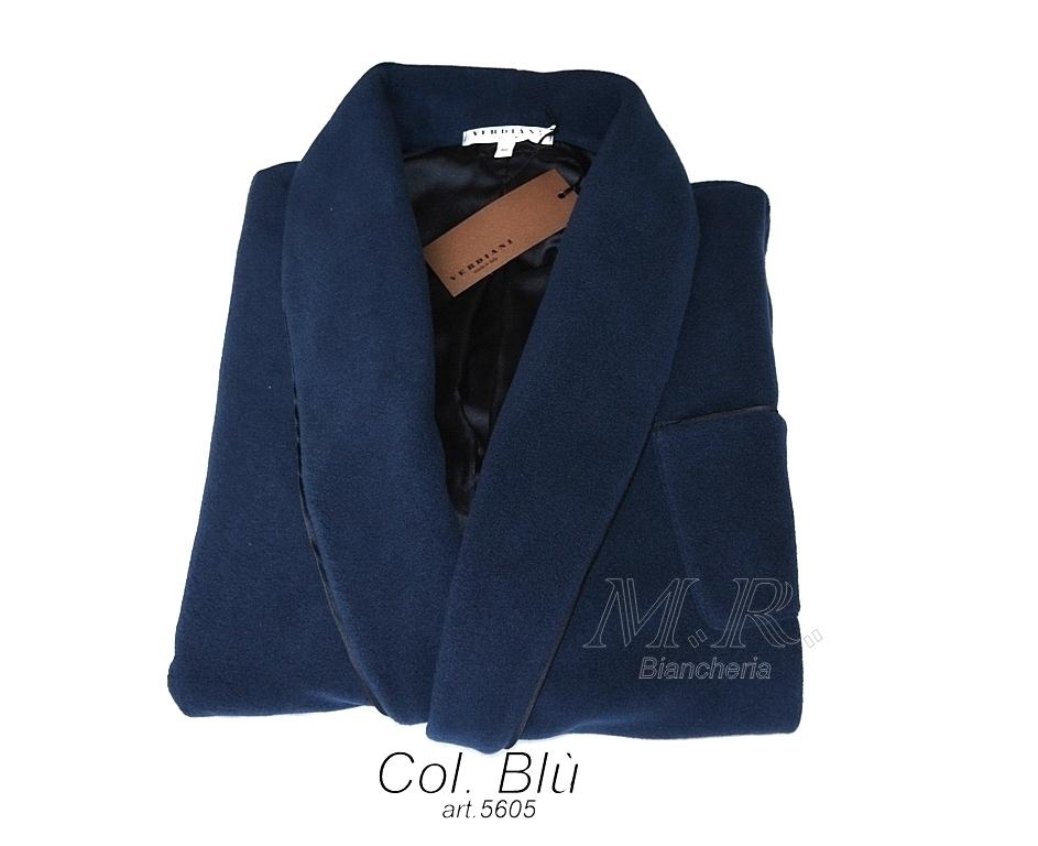 Giacca Da Camera Uomo Prezzo : Vestaglia camera uomo colore blu collo sciallato pail verdiani mr
