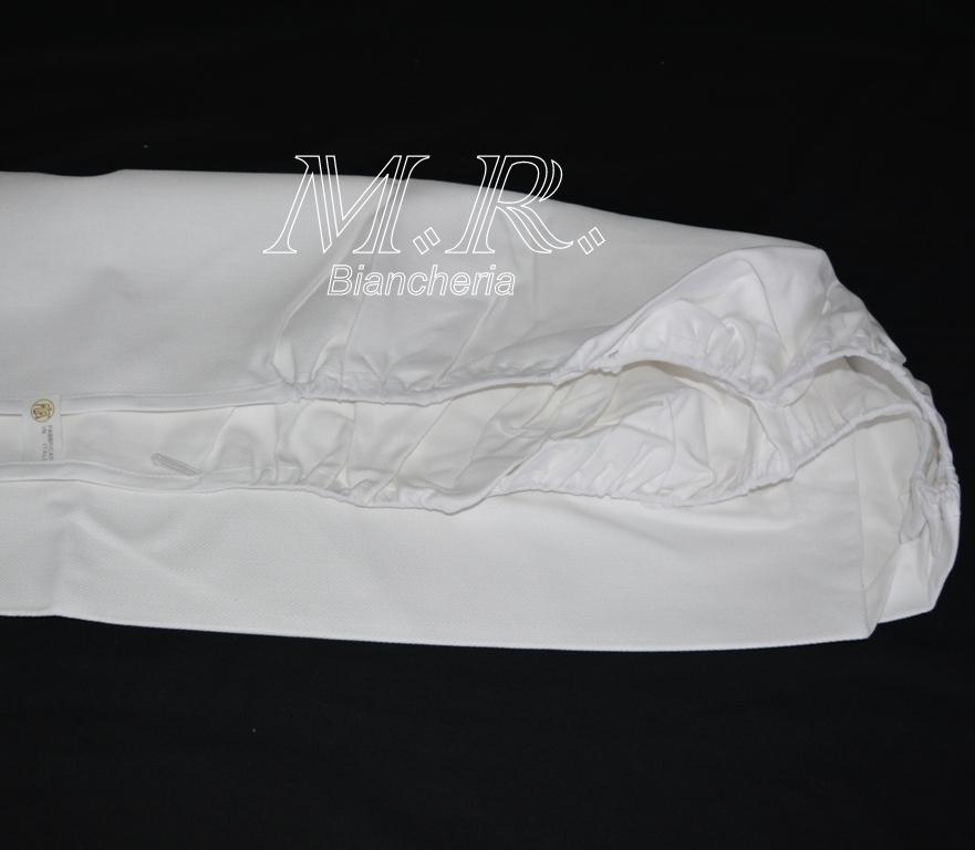 Coprirete con angoli cotone letto singolo conero m r - Coprirete letto ...